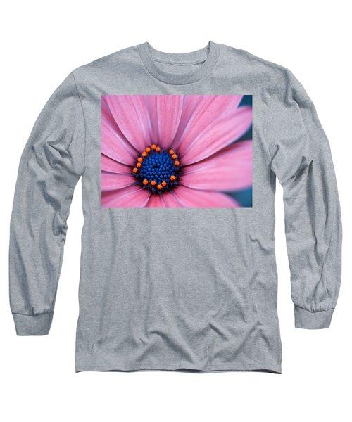 Daisy Long Sleeve T-Shirt by Rachel Mirror