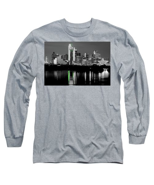 Dallas Skyline Gr91217 Long Sleeve T-Shirt