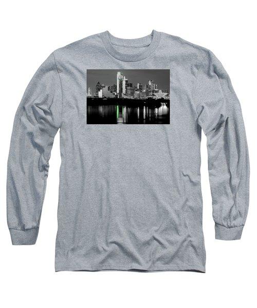 Dallas Skyline Gr91217 Long Sleeve T-Shirt