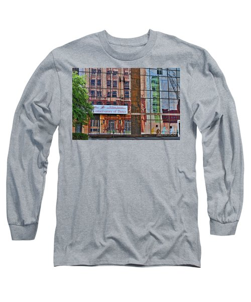 Long Sleeve T-Shirt featuring the photograph Dance by Skip Willits
