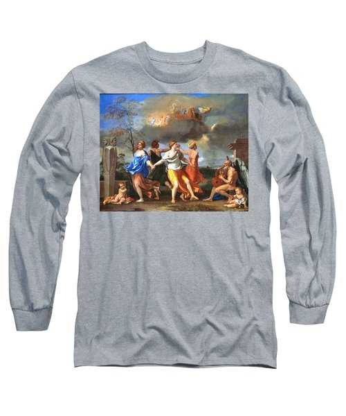 Dance To The Music Of Time  Long Sleeve T-Shirt