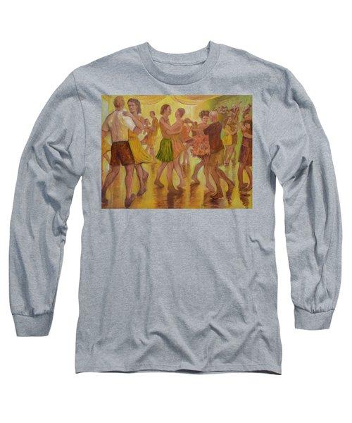 Dance Trance Long Sleeve T-Shirt