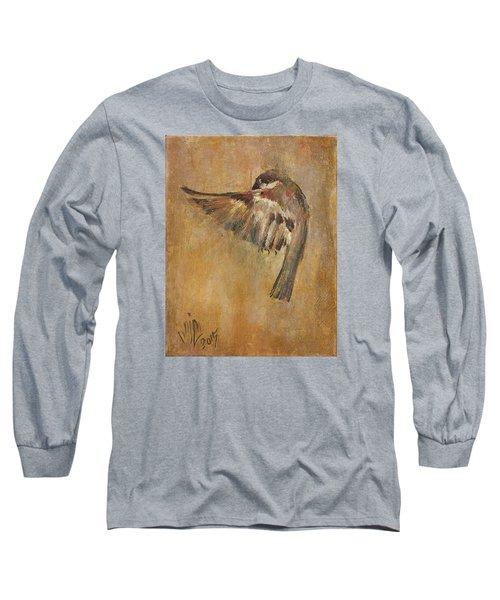 Dance Long Sleeve T-Shirt by Vali Irina Ciobanu