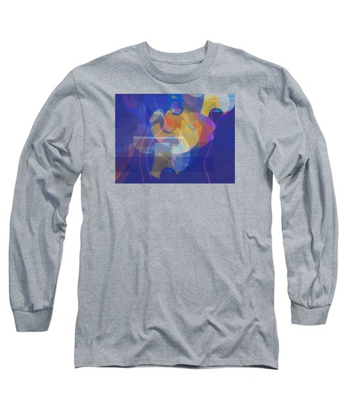 Dancing Days Long Sleeve T-Shirt by David Klaboe
