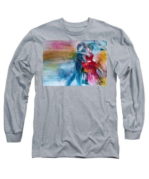 Dancing Into Eternity Long Sleeve T-Shirt