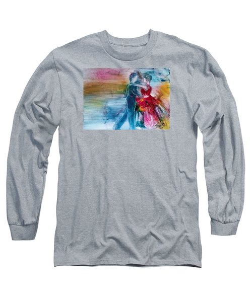 Dancing Into Eternity Long Sleeve T-Shirt
