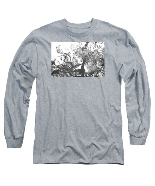 Dancing Leaves Long Sleeve T-Shirt