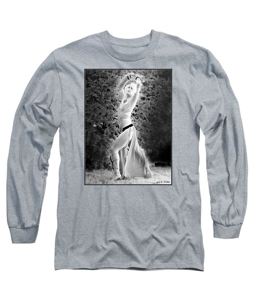 Dancing Slave Girl Long Sleeve T-Shirt