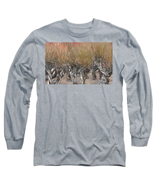 Dancing Trees Long Sleeve T-Shirt