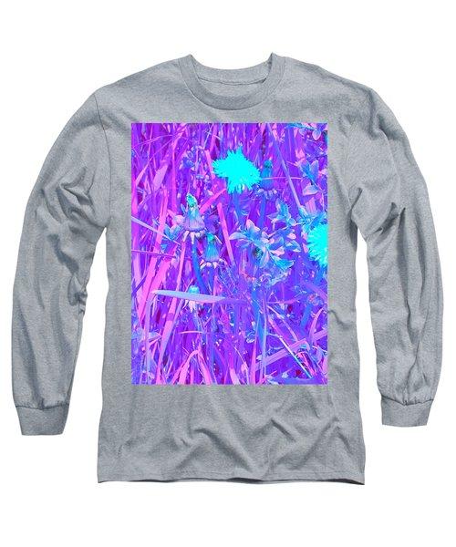 Dandelion Edit Long Sleeve T-Shirt