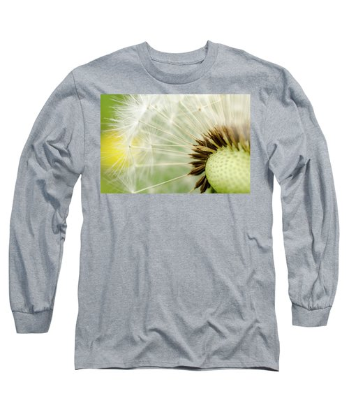 Dandelion Fluff Long Sleeve T-Shirt