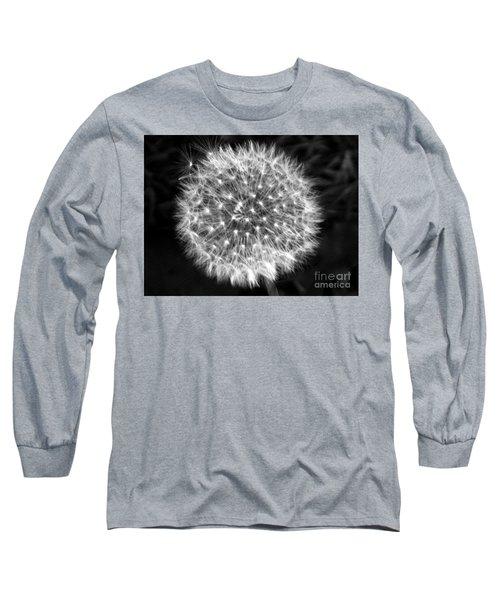 Dandelion Fuzz Long Sleeve T-Shirt