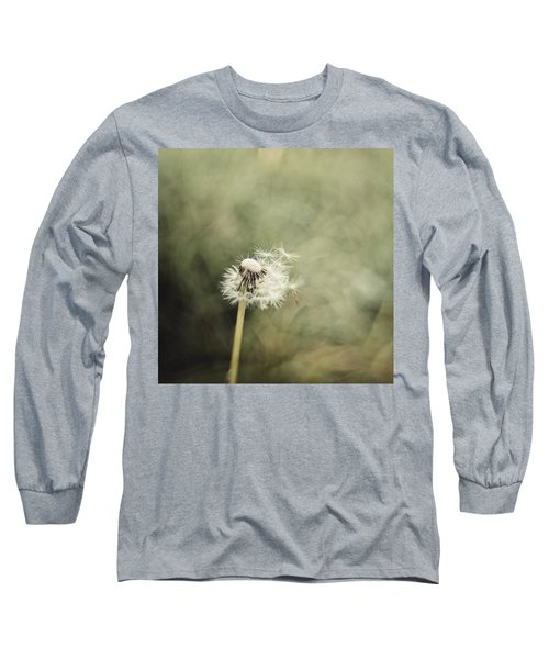 Dandelion  #lensbaby #composerpro Long Sleeve T-Shirt