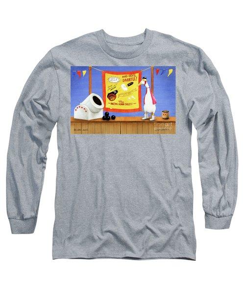 Dare-devil, The Long Sleeve T-Shirt