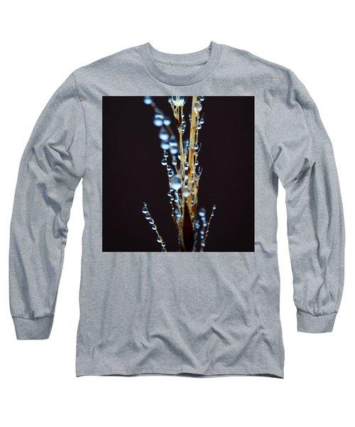 Dark Drops Long Sleeve T-Shirt