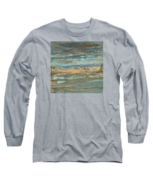 Dark Serene Long Sleeve T-Shirt