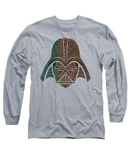 Darth Vader - Star Wars Art - Dark Long Sleeve T-Shirt