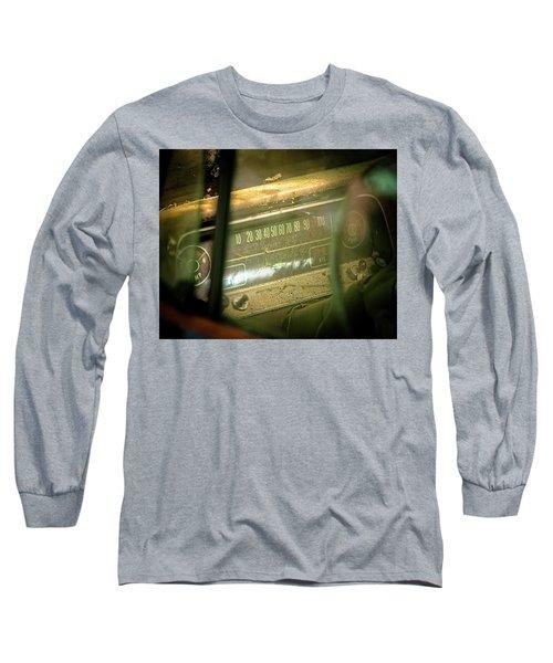 Dashboard Glow Long Sleeve T-Shirt