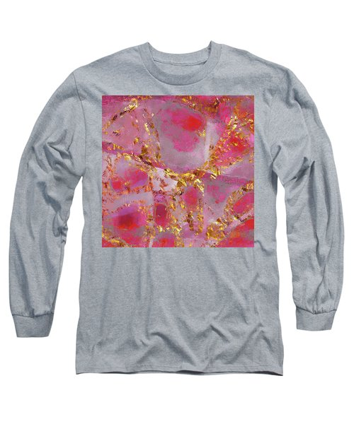Dauntless Pink Long Sleeve T-Shirt