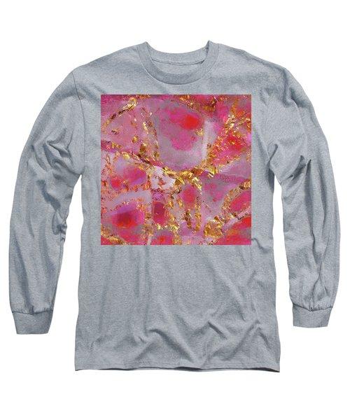 Dauntless Pink Long Sleeve T-Shirt