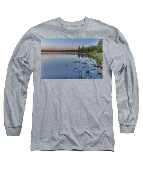 Dawn Over North Bay Long Sleeve T-Shirt