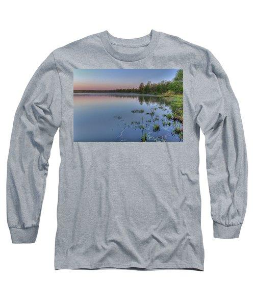Dawn Over North Bay Long Sleeve T-Shirt