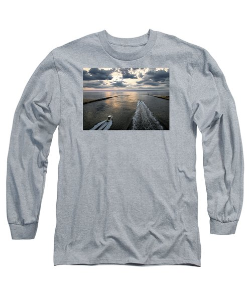 Dawn Race To The Fish Long Sleeve T-Shirt