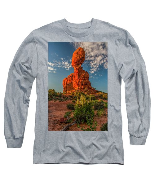 Dawn's Early Light Long Sleeve T-Shirt