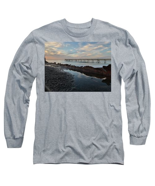 Day At The Pier Long Sleeve T-Shirt