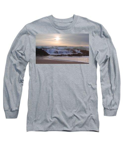 Day Break Paradise Long Sleeve T-Shirt by Kym Clarke