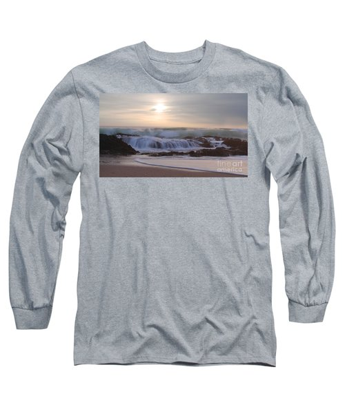 Day Break Paradise Long Sleeve T-Shirt