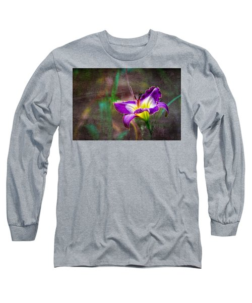 Day Of The Lily Long Sleeve T-Shirt
