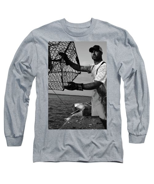 Day On The Water Long Sleeve T-Shirt
