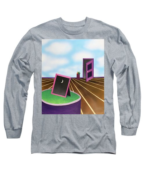 Day Long Sleeve T-Shirt by Thomas Blood