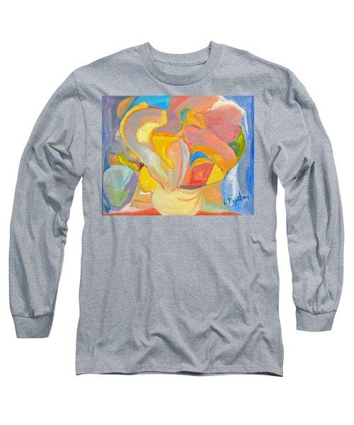 Daydreaming Long Sleeve T-Shirt by Evelina Popilian