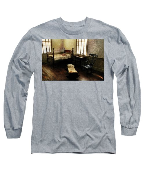 Long Sleeve T-Shirt featuring the photograph Days Of Old by Jessica Brawley