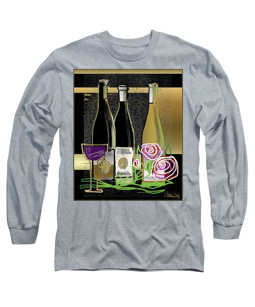 Days Of Wine And Roses Long Sleeve T-Shirt