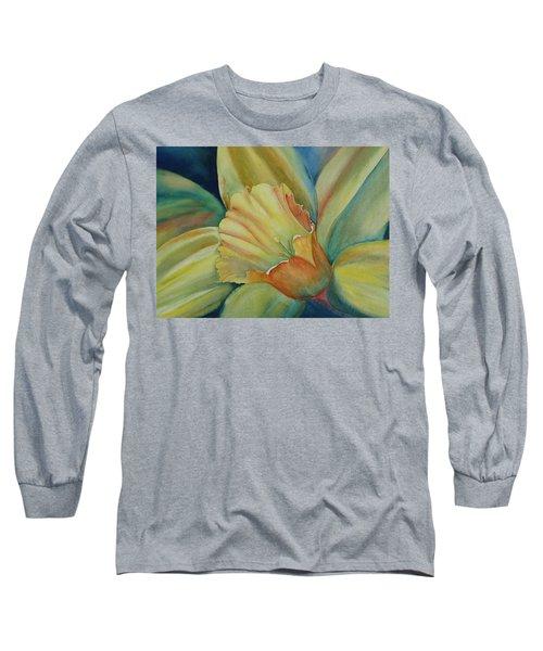 Dazzling Daffodil Long Sleeve T-Shirt