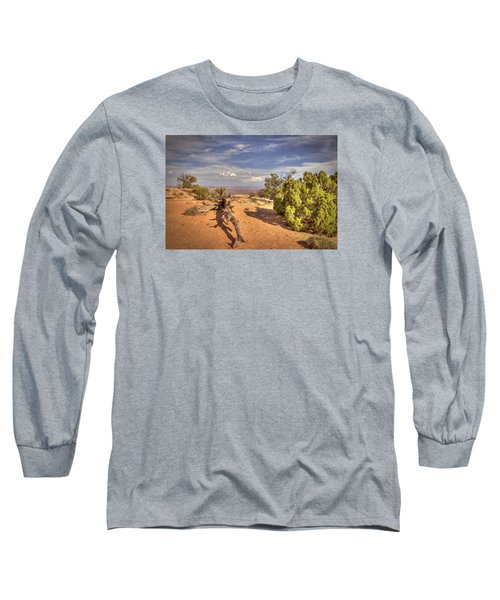 Dead Cedar Canyonlands Long Sleeve T-Shirt