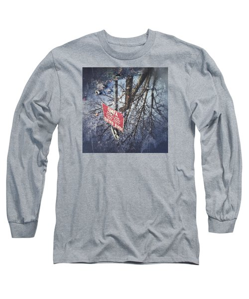 Dead End Long Sleeve T-Shirt by RKAB Works