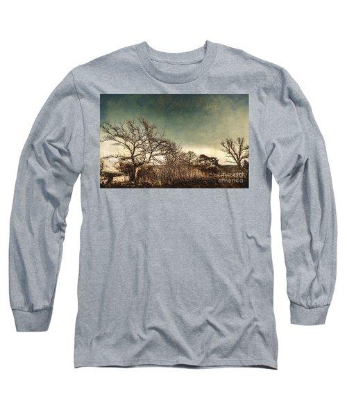 Dead Woodland Long Sleeve T-Shirt
