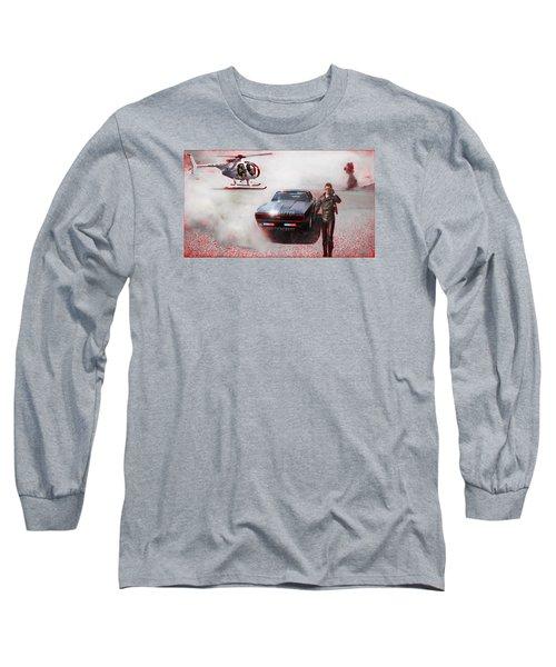 Deadly Pursuit Long Sleeve T-Shirt