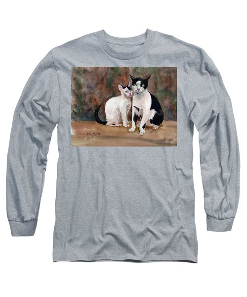 Deano And Sparky Long Sleeve T-Shirt