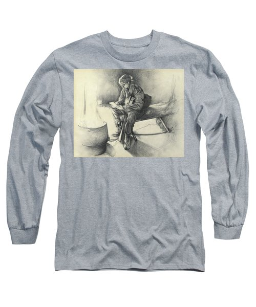 Letter From Home Long Sleeve T-Shirt