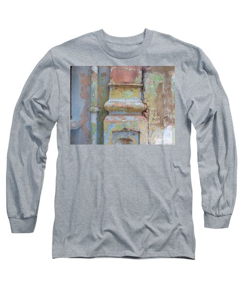 Long Sleeve T-Shirt featuring the photograph Decay by Jean luc Comperat