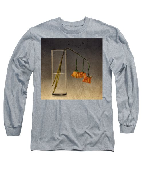 Decaying Long Sleeve T-Shirt