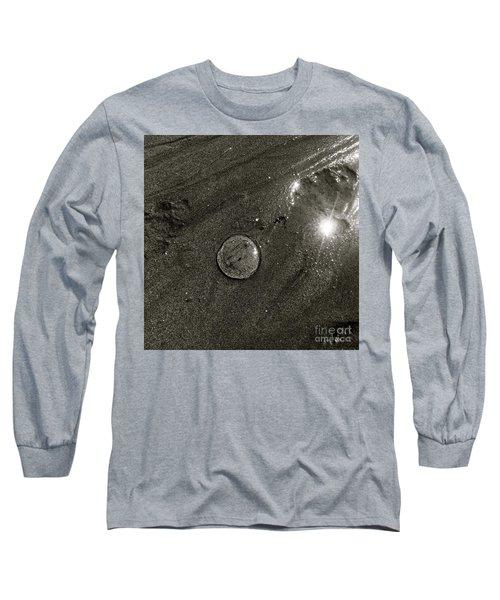 Deceptively Clear Long Sleeve T-Shirt