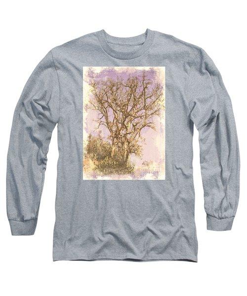 Deciduous Long Sleeve T-Shirt
