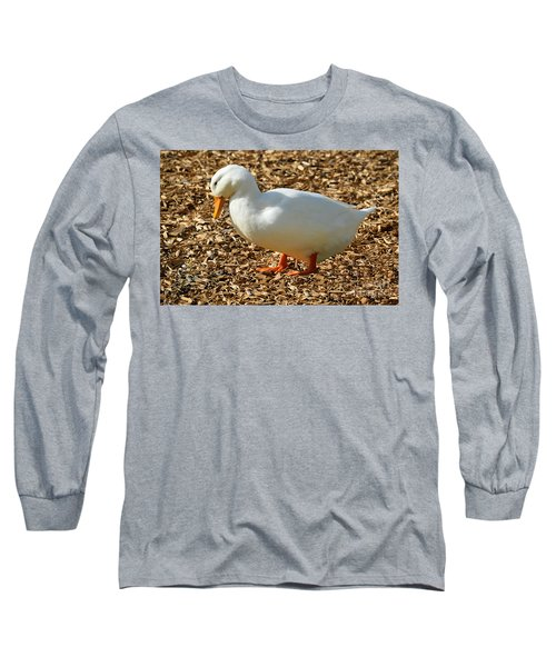 Decorative Duck Series A5717 Long Sleeve T-Shirt