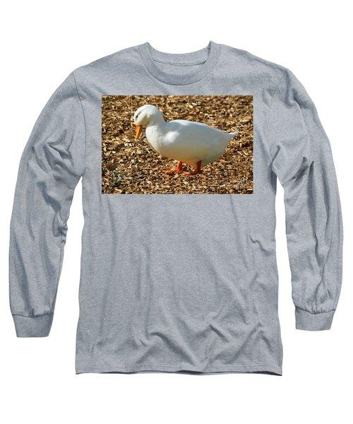 Decorative Duck Series A5717 Long Sleeve T-Shirt